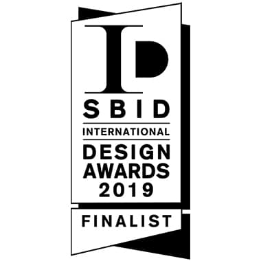 SBID (The Society of British & International Design) International Design Award 2019