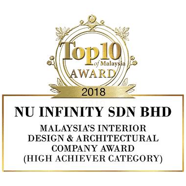 Malaysia's Interior Design & Architectural Company Award 2018