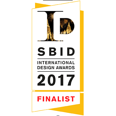SBID (The Society of British & International Design) International Design Award 2017