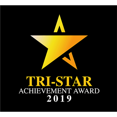 TRI-STAR Achievement Award 2019